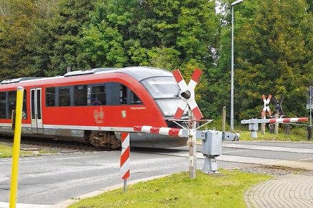 Trotz Bahnstreik: Erzgebirgsbahn fährt planmäßig