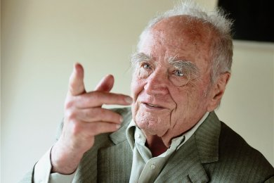 Vor drei Tagen hat Martin Walser seinen 94. Geburtstag gefeiert.