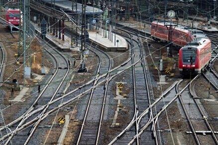 Bahn investiert bis 2019 insgesamt 2,1 Milliarden Euro in Sachsen