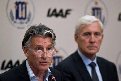 IAAF um Präsident Coe entscheidet über RUSAF-Sanktionen