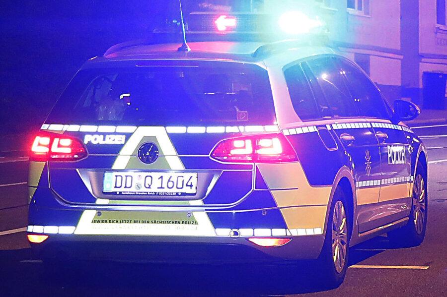 Zigarettenautomat in Schneeberg gesprengt - Zeugen gesucht