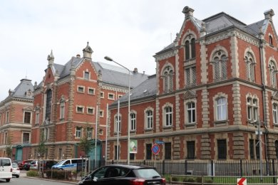 Im Gefängnis in Zwickau fand die Karriere von Paul Reinhold als Vergewaltiger und Mörder ihr Ende. Später wurde er nach Waldheim verlegt.