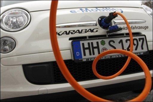 Für den Kauf von Elektroautos soll es vorerst keine Hilfen der Bundesregierung geben.