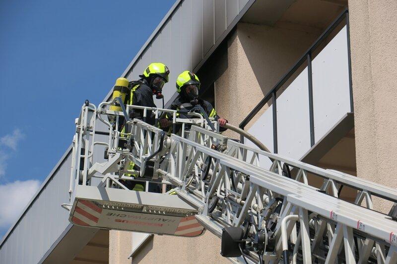 Schwarzenberg: Feuerwehreinsatz nach Küchenbrand