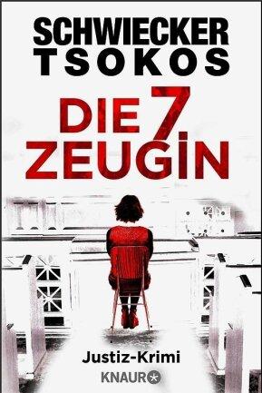 "Florian Schwiecker, Michael Tsokos: ""Die 7. Zeugin"". Knaur Verlag. 320 Seiten. 12,99 Euro."