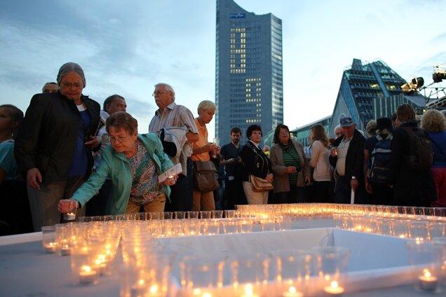 Gauck fordert mehr Einsatz gegen Hass und Gewalt