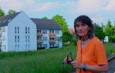 Autorin Cristina Zehrfeld nimmt an einem Ausbildungskurs zum ehrenamtlichen Hospizhelfer teil.
