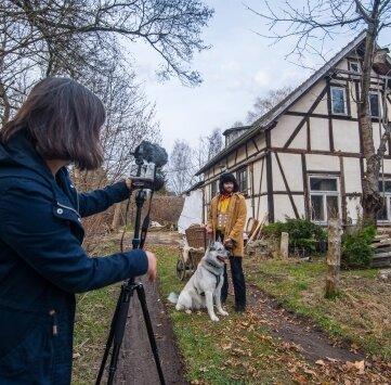 Der Film wurde unter anderem in Thierfeld gedreht.