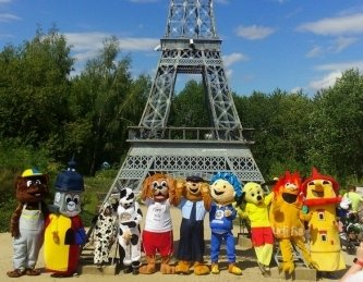 2019: Eiffelturm