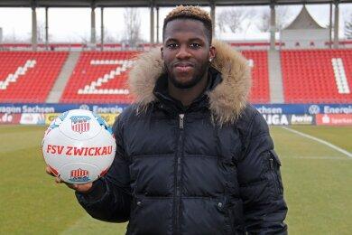 Offensivspieler Johannes Dörfler wechselt auf Leihbasis zum FSV Zwickau