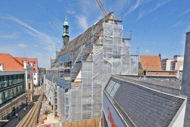 """Oberbürgermeisterin Pia Findeiß (SPD) hat Plänen des Theaters Plauen-Zwickau widersprochen, die Eröffnung des Zwickauer Gewandhauses mit Richard Wagners Oper """"Lohengrin"""" zu eröffnen."""