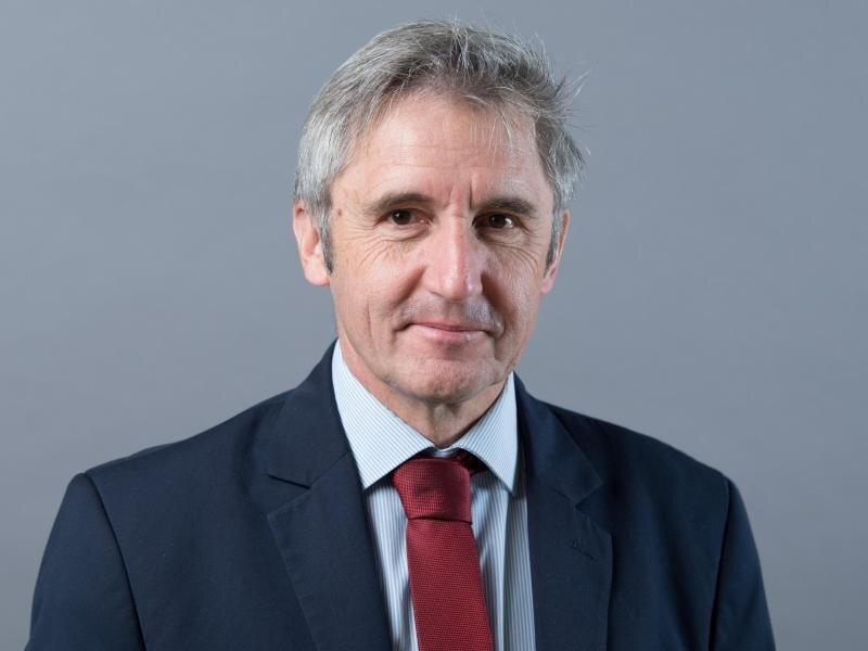 Der sächsische Landtagsabgeordnete Frank Richter.
