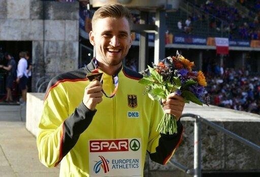 ISTAF: Europameister Mateusz Przybylko in Berlin dabei