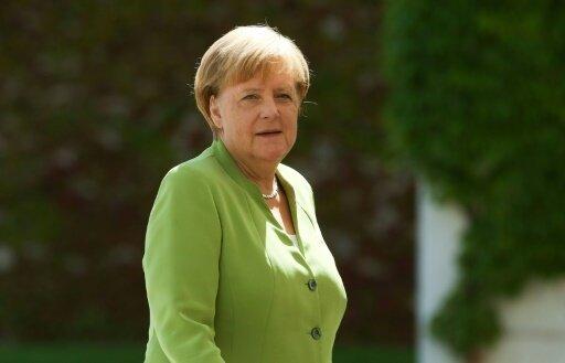 Angela Merkel war bei der EM in Berlin nicht im Stadion