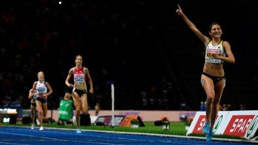 Über fünf Millionen Zuschauer sehen Goldlauf von Krause