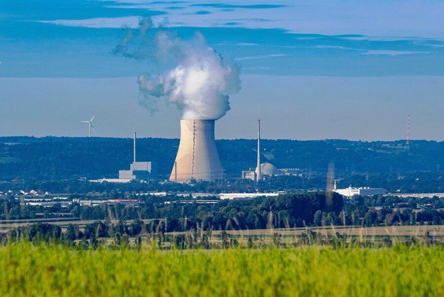 AfD Sachsen für Rückkehr zur Atomkraft