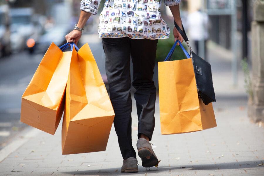 Coronakrise: Sachsen kaufen mehr im Laden um die Ecke ein