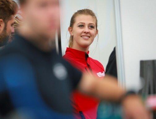 Gina Maria Schumacher kann nicht bei der WM starten