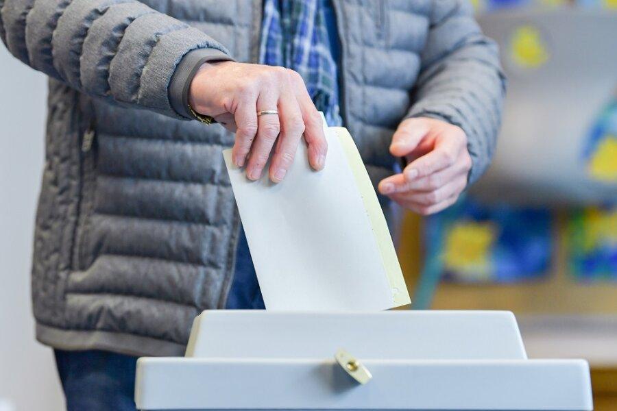 Direktkandidaten zur Landtagswahl zugelassen
