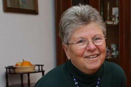 Sabine Aischmann - ehemalige Grundschullehrerin und langjähriges Mitglied des Freundeskreises der Lichtensteiner Stadtbibliothek.