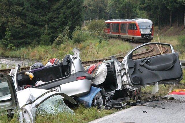 Drei Menschen sterben bei Unfällen am Wochenende