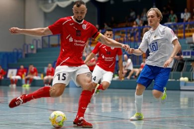 Christopher Wittig (l.) darf sich bald Bundesliga-Spieler nennen.