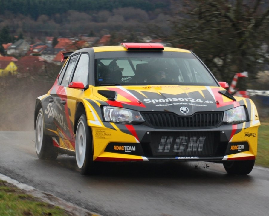 Ron Schumann und Claudia Harloff starten im Skoda Fabia R5 in die neue Saison. Bei der Rallye Stemweder Berg soll ein erfolgreicher Auftakt gelingen. Das Duo plant Auftritte im In- und Ausland.