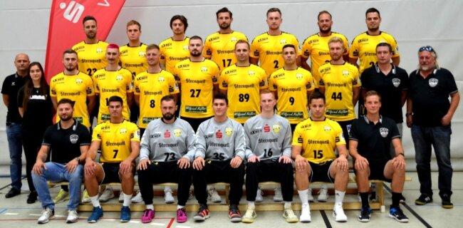 Der SV 04 Oberlosa startet am 4. September 2021 erstmals in der Vereinsgeschichte in der 3. Handball-Bundesliga.