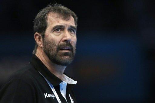 Die Slowenen mit Coach Vujovic verlieren zum EM-Auftakt