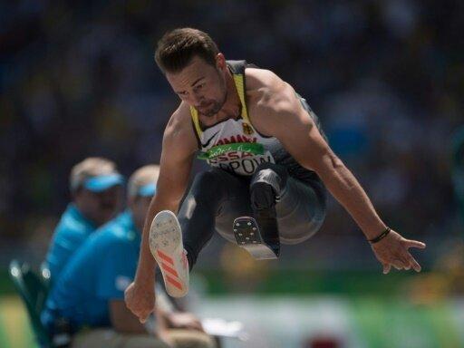 Popow holt im letzten Wettkampf seiner Karriere Silber