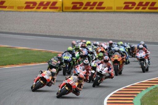 Am Sachsenring findet weiterhin die Motorrad-WM statt