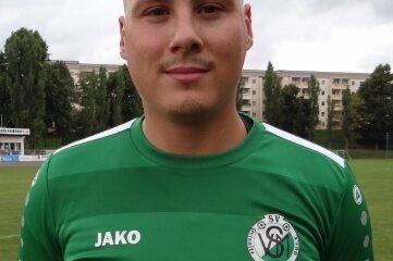 Vincent Bobach ist vom Oberligisten Bayern Hof zu Merkur Oelsnitz zurückgekehrt.
