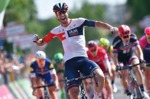 Roger Kluge gewann unter anderem eine Giro-Etappe 2016