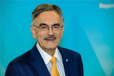 Wolfgang A. Herrmann - Vorsitzender des Innovationsbeirates