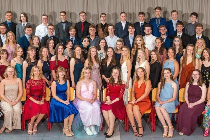 Abitur 2021: Das sind die Abschlussklassen des Gymnasiums Olbernhau