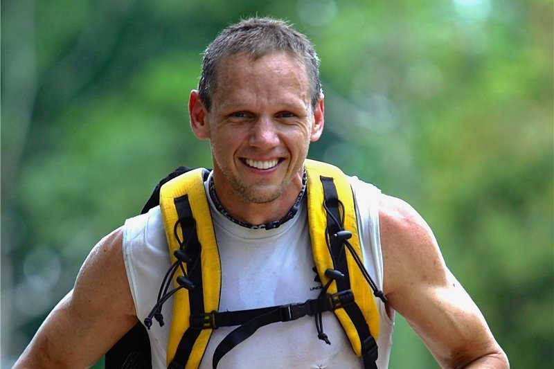 Charlie Engle mag vor allem 100-Meilen-Läufe und immer neue Herausforderungen, auch mit 55.