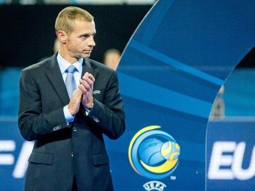 Zur Wiederwahl nominiert: Aleksander Ceferin