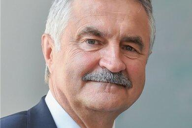 Hans-Joachim Wunderlich - IHK-Hauptgeschäftsführer