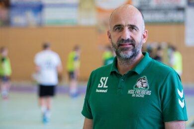 Blickt vorsichtig optimistisch auf die neue Saison: HSG-Manager Stefan Lange.