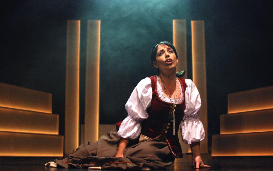 Eine Sommernacht vom Broadway: Internationale Musicalshow als Open-Event Bad Elster am 3. August!
