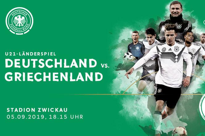 Vorverkauf für U-21-Länderspiel in Zwickau gestartet