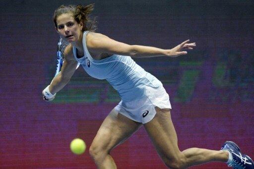 Julia Görges gewinnt ihr erstes Match in Doha