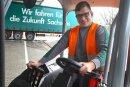 Eric Orlowski aus St. Egidien absolvierte bei Schnellecke in Glauchau einst die Ausbildung zum Fachlageristen und erhielt anschließend einen Arbeitsvertrag.