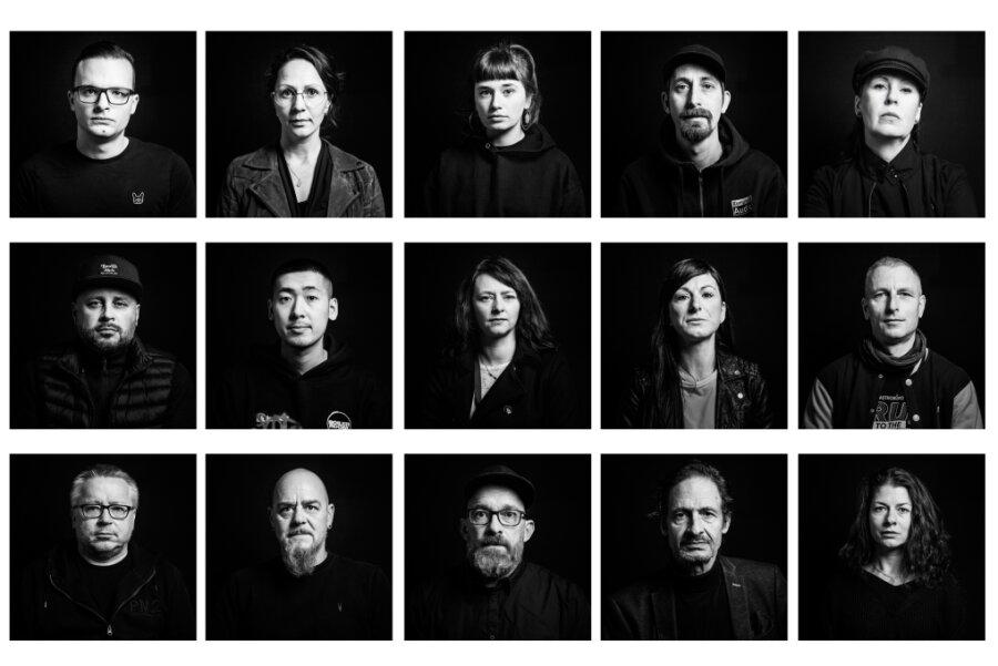Künstler in der Corona-Pandemie: Gesichter einer Krise