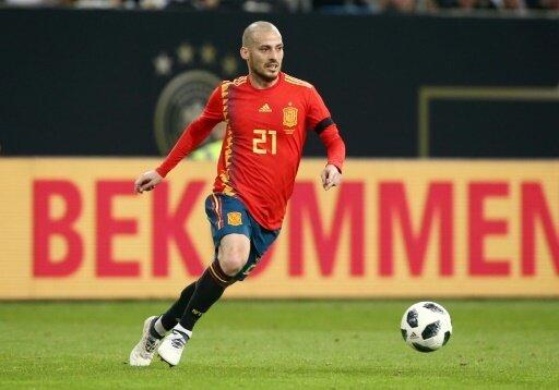David Silva beendet seine Karriere im Nationalteam