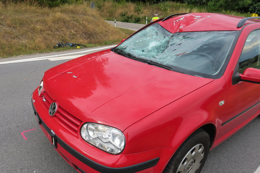 Tödlicher Verkehrsunfall in Zschorlau