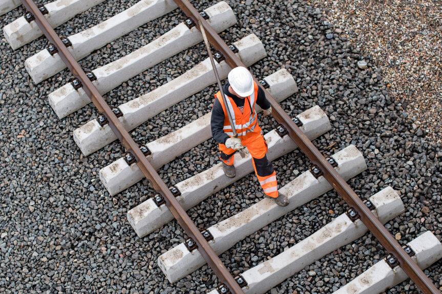 Pläne für Bahnstrecken nach Tschechien