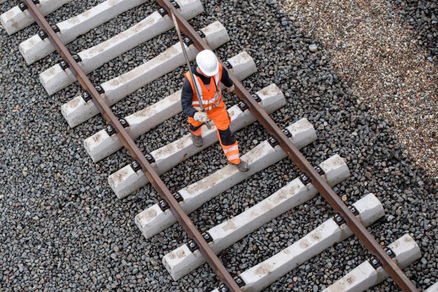 Bahn-Allianz fordert Priorität für Schiene