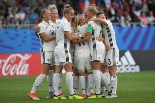 U20-Frauen als Gruppensieger weiter
