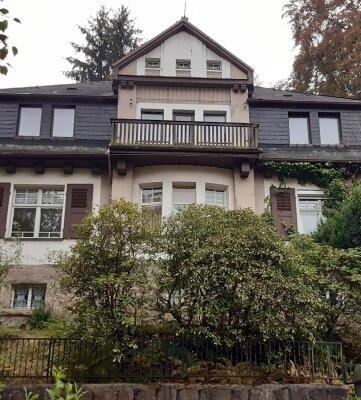 Das Haus Schlossblick am Krummen Weg in Schwarzenberg hat neue, private Eigentümer.